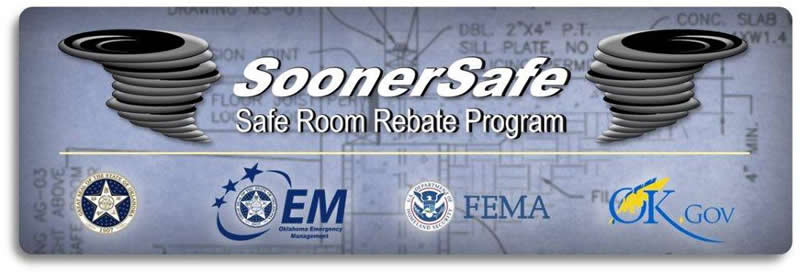 SoonerSafe Safe Room Rebate